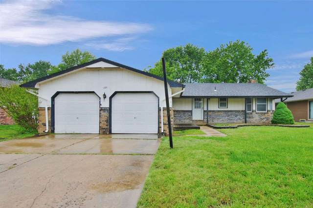 137 N Emporia Ave, Valley Center, KS 67147 (MLS #581179) :: Lange Real Estate