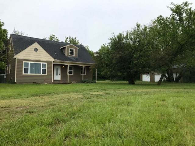 14937 SW Thunder Rd, Augusta, KS 67010 (MLS #581188) :: Lange Real Estate