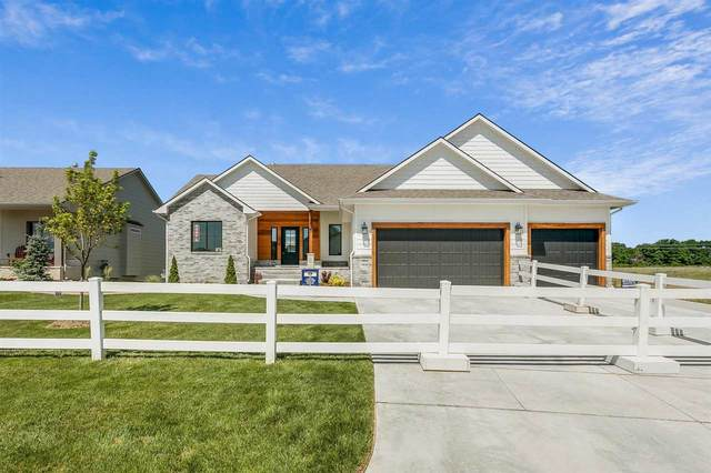 2825 N Bracken St., Wichita, KS 67226 (MLS #581207) :: Keller Williams Hometown Partners