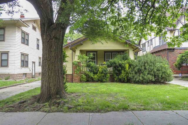 4204 E Central Ave, Wichita, KS 67208 (MLS #581228) :: Lange Real Estate