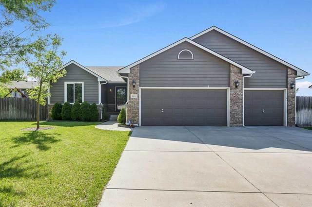 1411 E Rough Creek Pl, Derby, KS 67037 (MLS #581231) :: Lange Real Estate