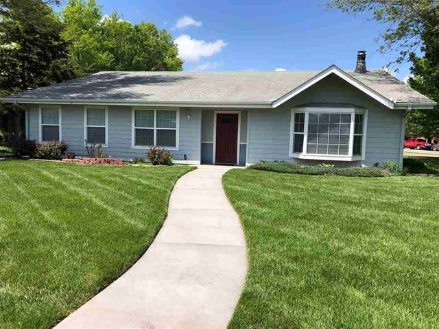 1100 W 9TH ST, Newton, KS 67114 (MLS #581248) :: Lange Real Estate