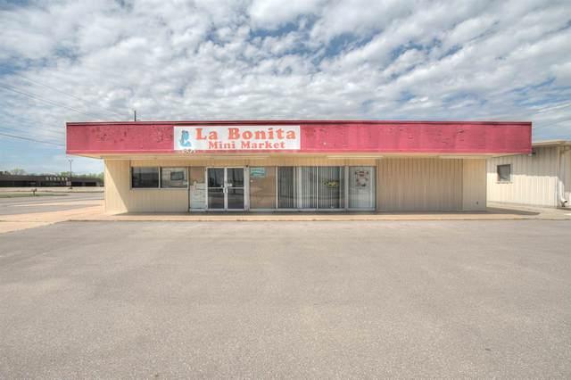 1804 W 4th, Newton, KS 67114 (MLS #581253) :: Keller Williams Hometown Partners
