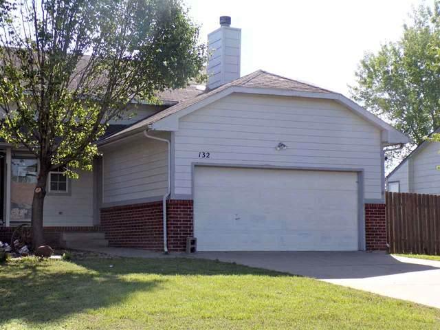 132 N Osage Rd, Derby, KS 67037 (MLS #581257) :: Lange Real Estate