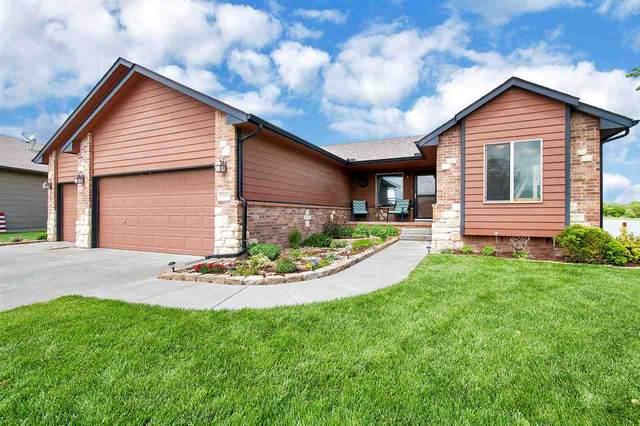 13934 W Westport Ct, Wichita, KS 67235 (MLS #581261) :: Graham Realtors