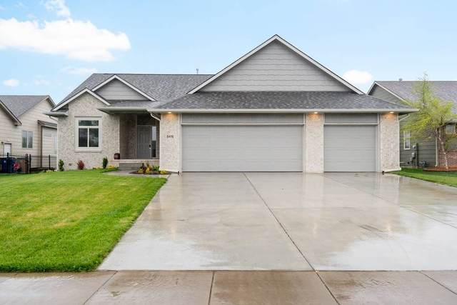 8416 W Coral St, Maize, KS 67101 (MLS #581307) :: Graham Realtors