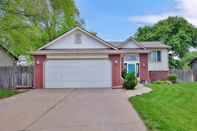 2367 N Parkridge Ct, Wichita, KS 67205 (MLS #581327) :: Lange Real Estate