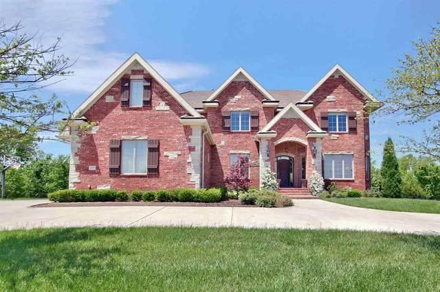 2109 N Crooked Pine St, Wichita, KS 67230 (MLS #581330) :: Graham Realtors