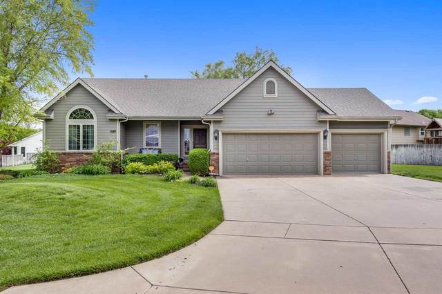 311 N Pecan Ct, Andover, KS 67002 (MLS #581348) :: Keller Williams Hometown Partners
