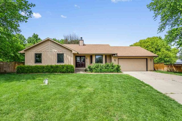 346 W Oakwood Ct, Andover, KS 67002 (MLS #581360) :: Keller Williams Hometown Partners