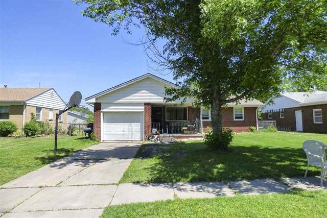 1614 W Greenfield St, Wichita, KS 67217 (MLS #581370) :: Lange Real Estate