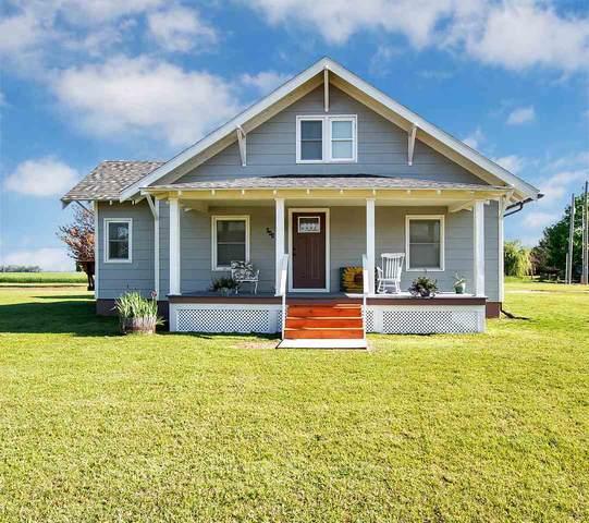 500 W Christy St., Pretty Prairie, KS 67570 (MLS #581373) :: Kirk Short's Wichita Home Team