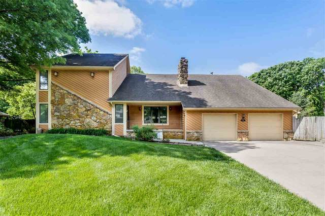 1301 E Deer Trail St, Derby, KS 67037 (MLS #581392) :: On The Move