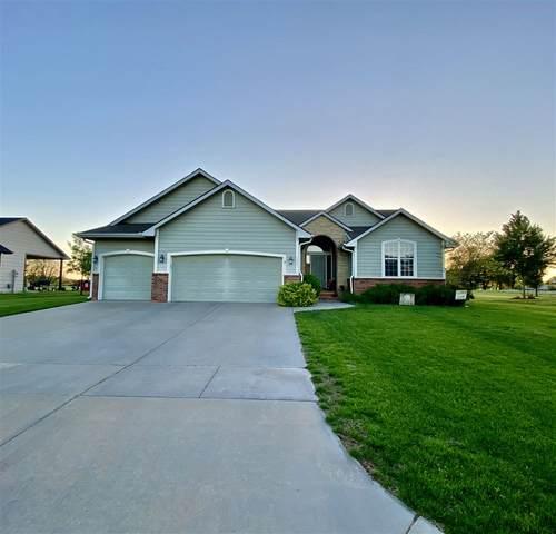 125 N Blue Bells St, Garden Plain, KS 67050 (MLS #581405) :: Preister and Partners | Keller Williams Hometown Partners