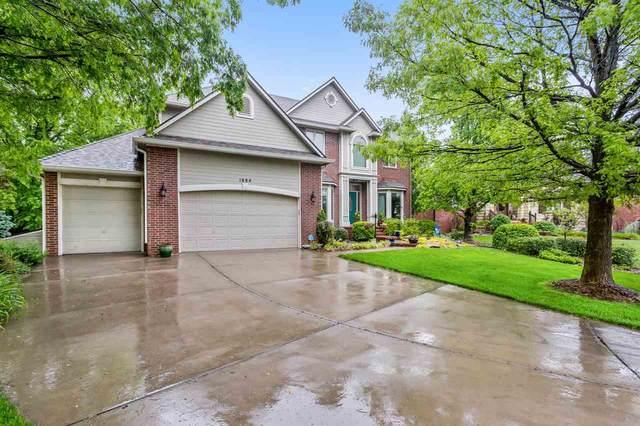 1684 E Tiara Pines Cir, Derby, KS 67037 (MLS #581409) :: Lange Real Estate