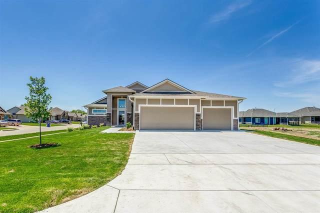 1377 Sierra Hills, Wichita, KS 67230 (MLS #581410) :: Lange Real Estate