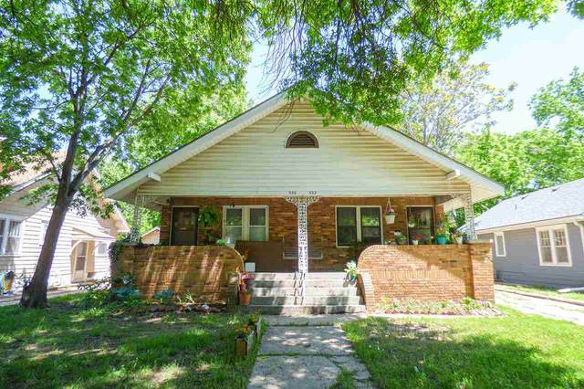 532 N Crestway Ave, Wichita, KS 67208 (MLS #581414) :: Lange Real Estate