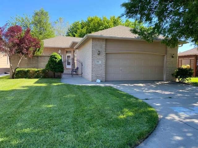 275 S Byron Ct, Wichita, KS 67209 (MLS #581415) :: Lange Real Estate