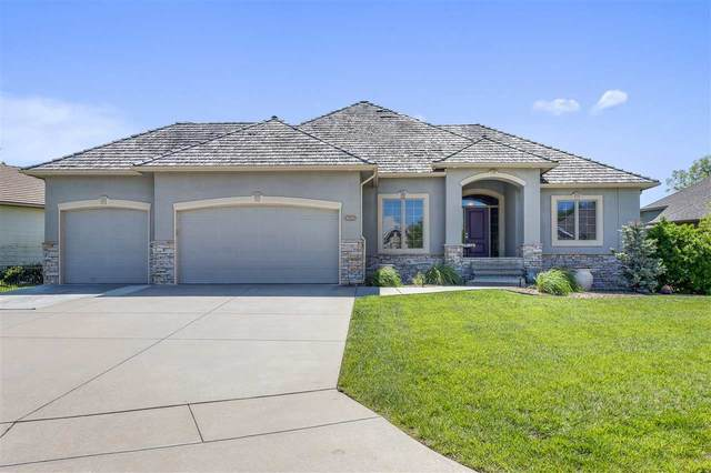 1656 E Tiara Pines Pl, Derby, KS 67037 (MLS #581434) :: On The Move