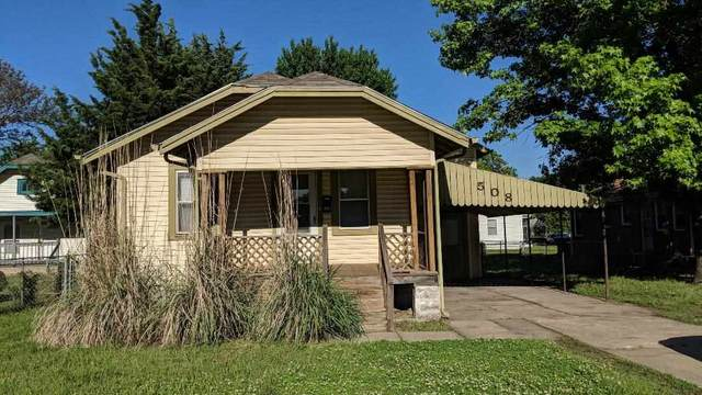 508 N Meridian Ave, Wichita, KS 67203 (MLS #581448) :: Graham Realtors