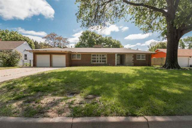 1114 N Parkwood Ln, Wichita, KS 67208 (MLS #581453) :: Lange Real Estate