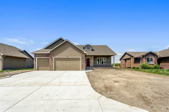 1812 E Highridge St, Park City, KS 67219 (MLS #581471) :: Lange Real Estate