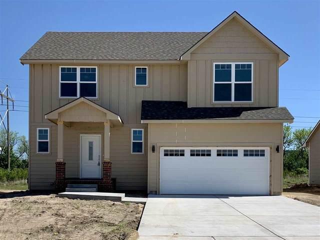 1257 E Prairie Hill Cir, Park City, KS 67219 (MLS #581473) :: Lange Real Estate