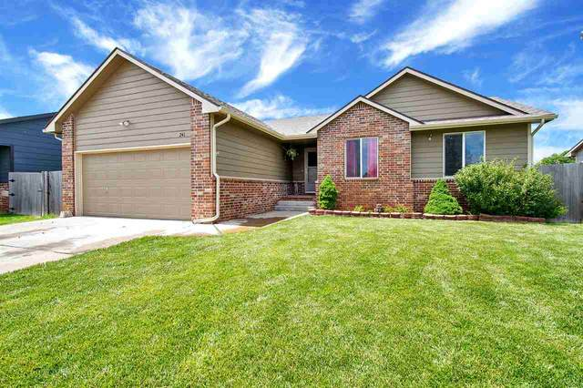 241 S Stoneridge St, Valley Center, KS 67147 (MLS #581477) :: Lange Real Estate