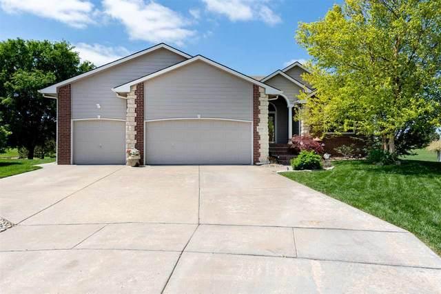 8339 W Conrey Ct, Wichita, KS 67205 (MLS #581484) :: On The Move