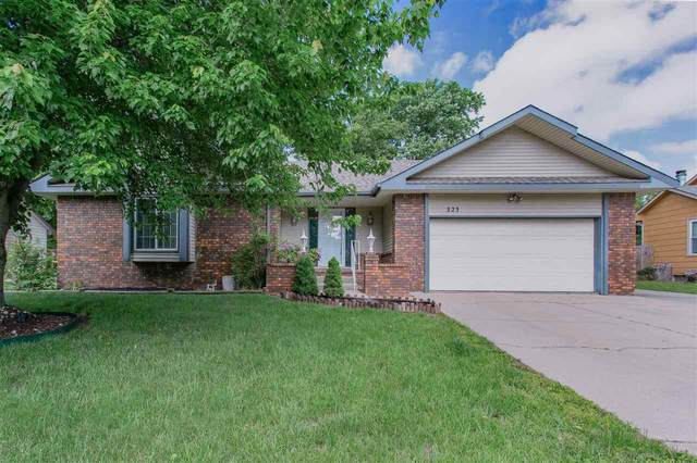 323 N Milstead St, Wichita, KS 67212 (MLS #581491) :: Lange Real Estate
