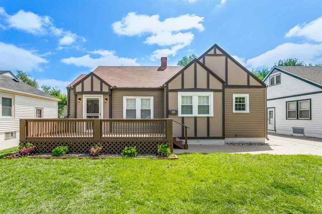 146 N Glendale St, Wichita, KS 67208 (MLS #581494) :: Lange Real Estate