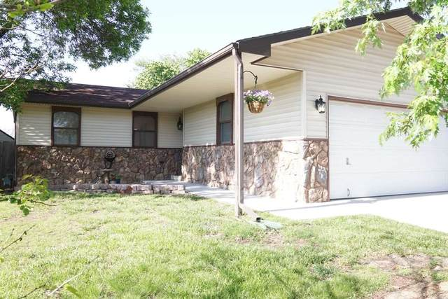 1902 E Fairchild St 1902 FAIRCHILD, Park City, KS 67219 (MLS #581497) :: Lange Real Estate
