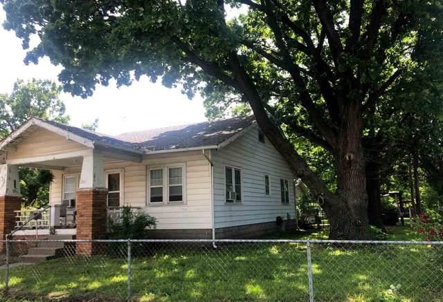 201 N Meridian, Wichita, KS 67203 (MLS #581498) :: Lange Real Estate