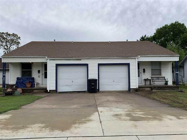 1126 N Ohio St #1128, Augusta, KS 67219 (MLS #581502) :: On The Move