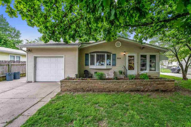 320 Dellway St, El Dorado, KS 67042 (MLS #581505) :: On The Move