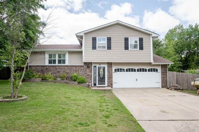 1 Frontier Ln, Rose Hill, KS 67133 (MLS #581511) :: On The Move