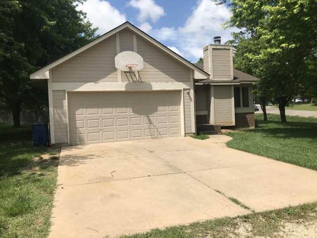 424 W Woodland Dr, Derby, KS 67037 (MLS #581548) :: On The Move