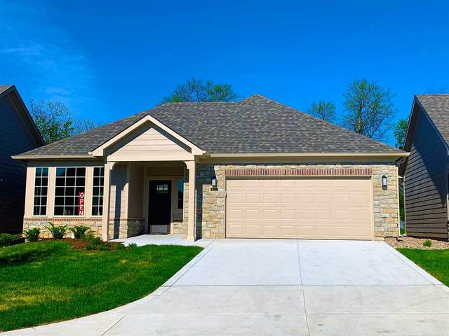 4835 N Prestwick Ave, Bel Aire, KS 67226 (MLS #581557) :: Lange Real Estate