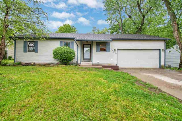 2105 E Ventnor St, Park City, KS 67219 (MLS #581562) :: Lange Real Estate