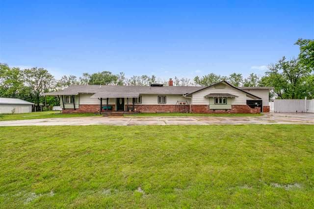 2921 N Nancy Ln, Derby, KS 67037 (MLS #581572) :: Lange Real Estate