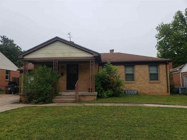 1126 Inverness Dr, Wichita, KS 67218 (MLS #581587) :: Lange Real Estate