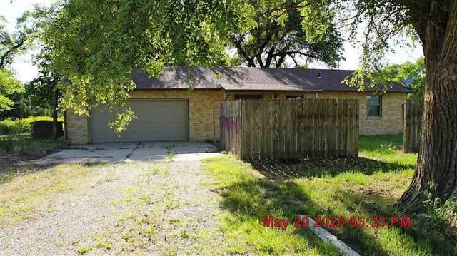8325 S Broadway, Haysville, KS 67060 (MLS #581596) :: Lange Real Estate