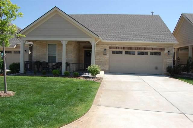 6535 W Mirabella St, Wichita, KS 67205 (MLS #581597) :: On The Move