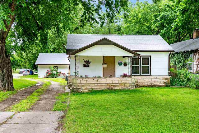 1702 S Greenwood Ave, Wichita, KS 67211 (MLS #581602) :: On The Move