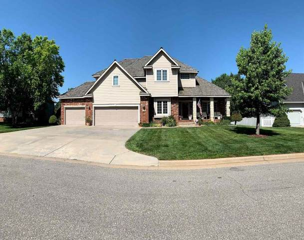813 Bramerton St, Andover, KS 67002 (MLS #581603) :: Preister and Partners | Keller Williams Hometown Partners