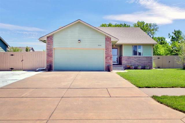 3036 N Emerson St, Derby, KS 67037 (MLS #581606) :: On The Move