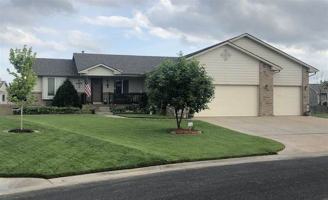 1521 N Cleary Ln, Goddard, KS 67052 (MLS #581611) :: Lange Real Estate