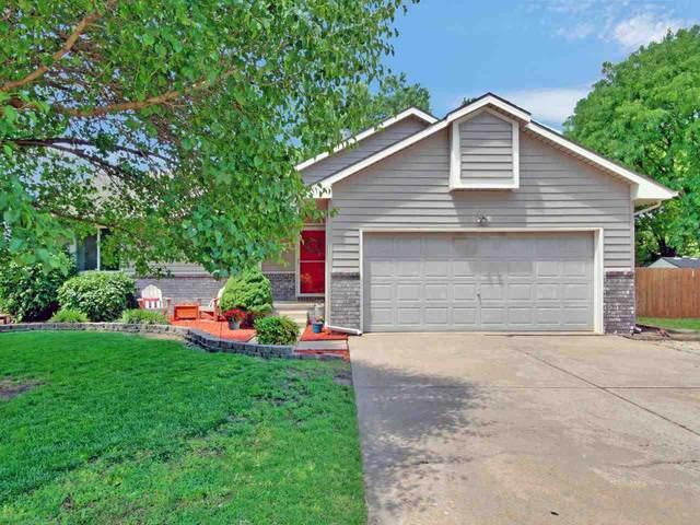 1216 W 4th St, Haysville, KS 67060 (MLS #581617) :: Lange Real Estate