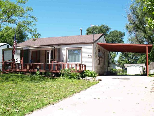 6525 S A Street, Haysville, KS 67217 (MLS #581618) :: Lange Real Estate