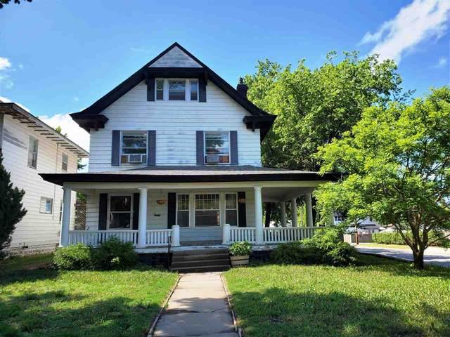 501 E Sherman, Hutchinson, KS 67501 (MLS #581619) :: Lange Real Estate